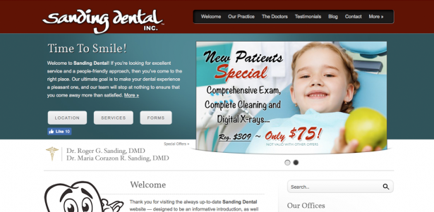 Sanding Dental Inc.