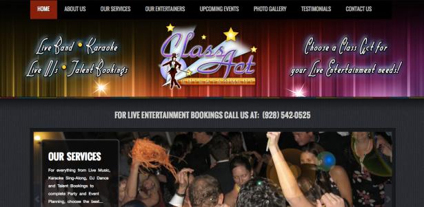 ClassAct Entertainment