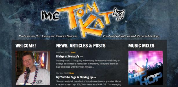 MC Tomkat Online