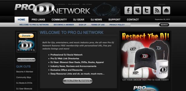 Pro DJ Network
